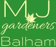 MJ Gardeners Logo
